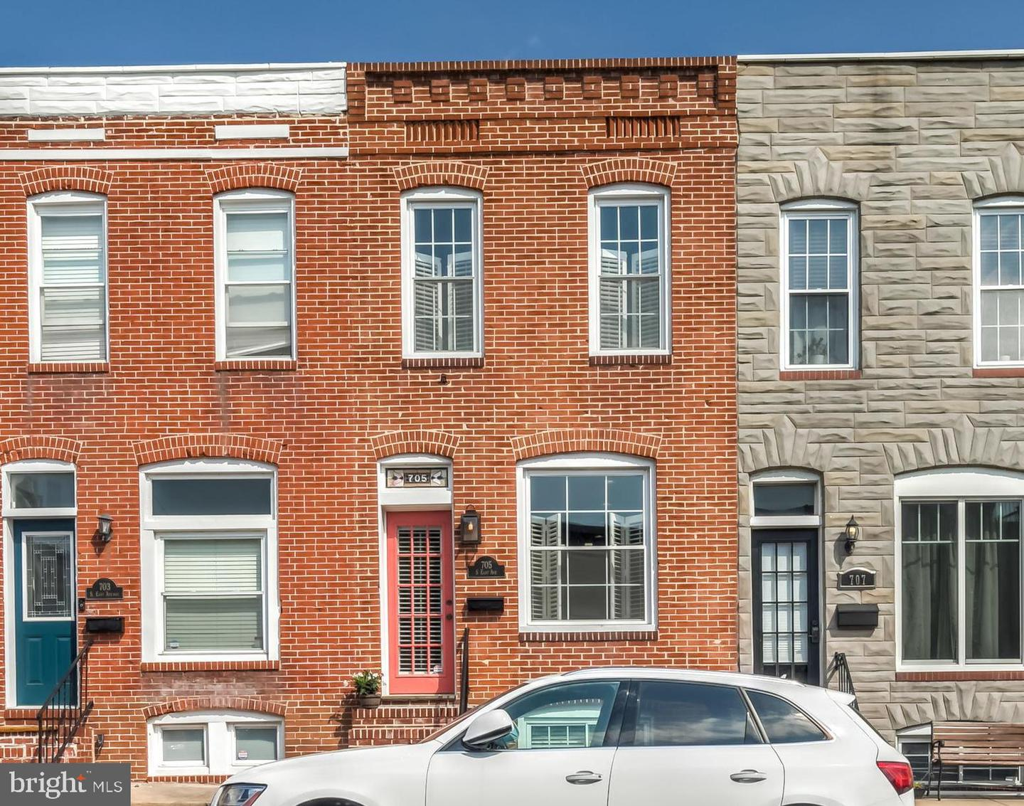 705 East Avenue   - Baltimore, Maryland 21224