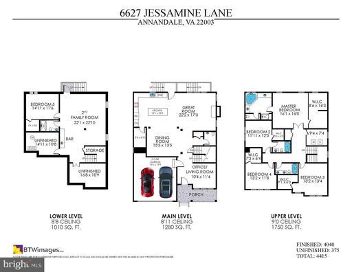 6627 Jessamine Ln Annandale VA 22003