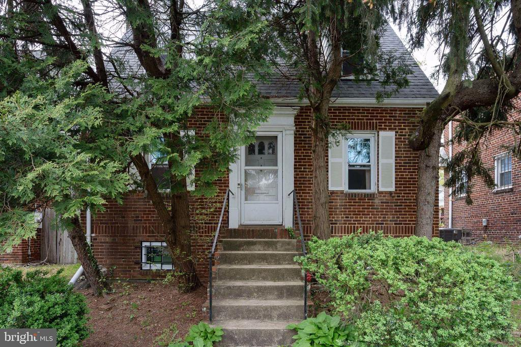 Calling all investors and savvy buyers! Lovely opportunity to own this 2 level detached 3 bedroom, 1.5 bathroom with basement in DC at an affordable price! Tons of potential and huge backyard with off-street parking. Roof repaired in less than 5 years, basement waterproofed in 2020, new washer and dry, and 4 new windows in on first levels, and new windows in basement. Huge backyard with off-street parking, a garage and shed, and a lot of other potential. Conveniently located in the heart of Michigan Park just one mile from restaurants and shops near Catholic University.  Home has detached garage parking space. Fully livable but being Sold AS-IS!