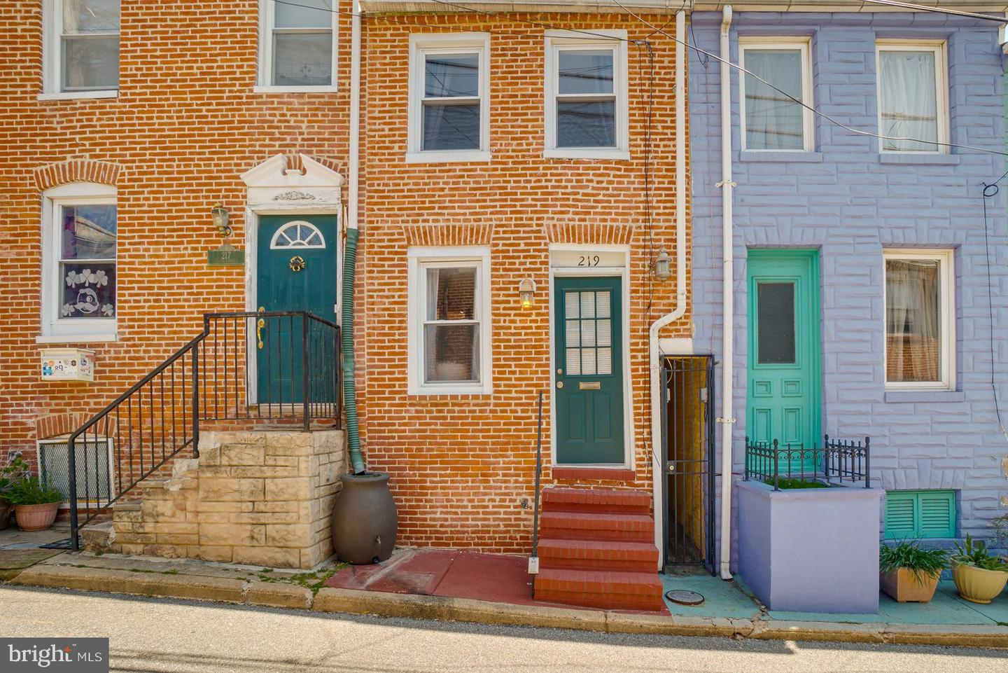 219 Chapel Street   - Baltimore, Maryland 21231
