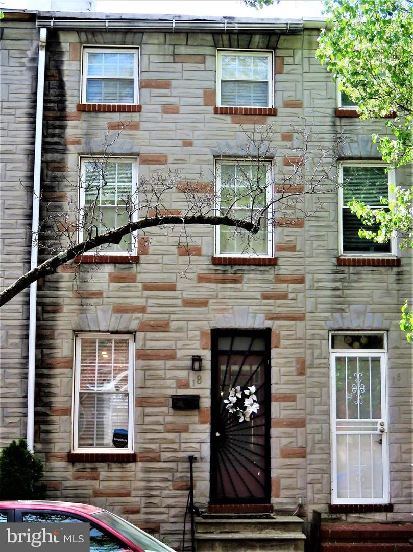 18 Washington Street   - Baltimore, Maryland 21231
