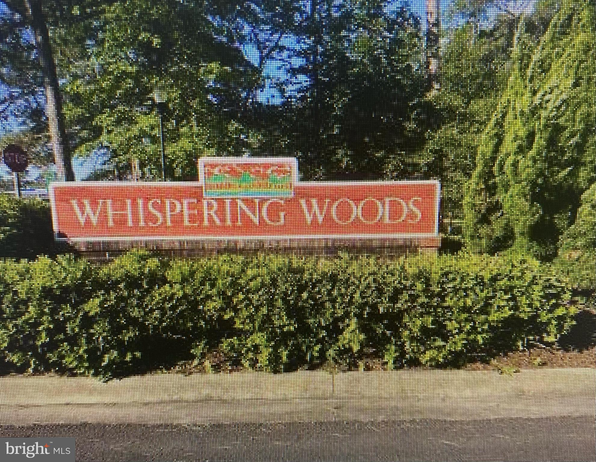 Possibly the last building lot available in the beautiful development of Whispering Woods !  Close to Ocean City beaches and Assateague Island. Once it's gone....its gone! LOT 38