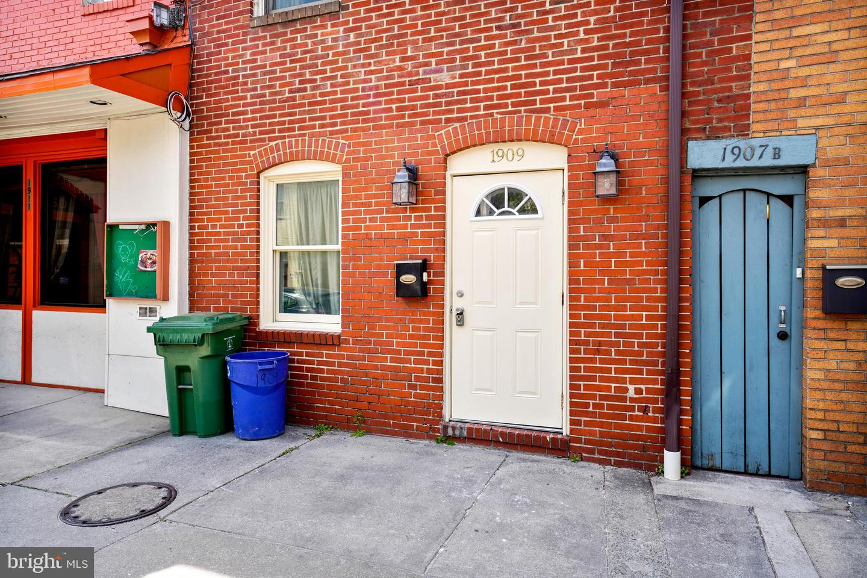 1909 Aliceanna Street  #B - Baltimore City, Maryland 21231