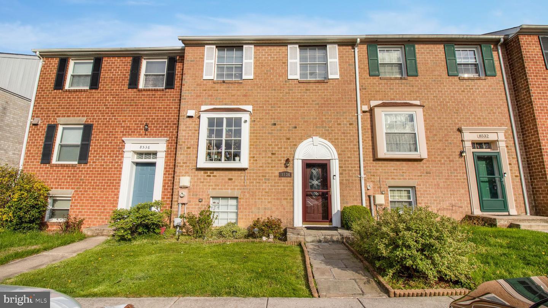 8534 Pine Run Court   - Ellicott City, Maryland 21043