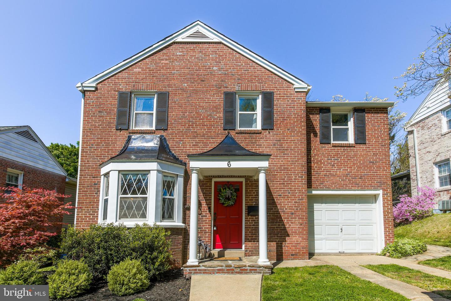 6 Dungarrie Road   - Baltimore, Maryland 21228