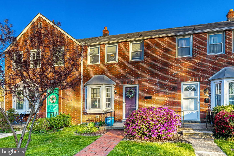8415 Pleasant Plains Road   - Baltimore, Maryland 21286