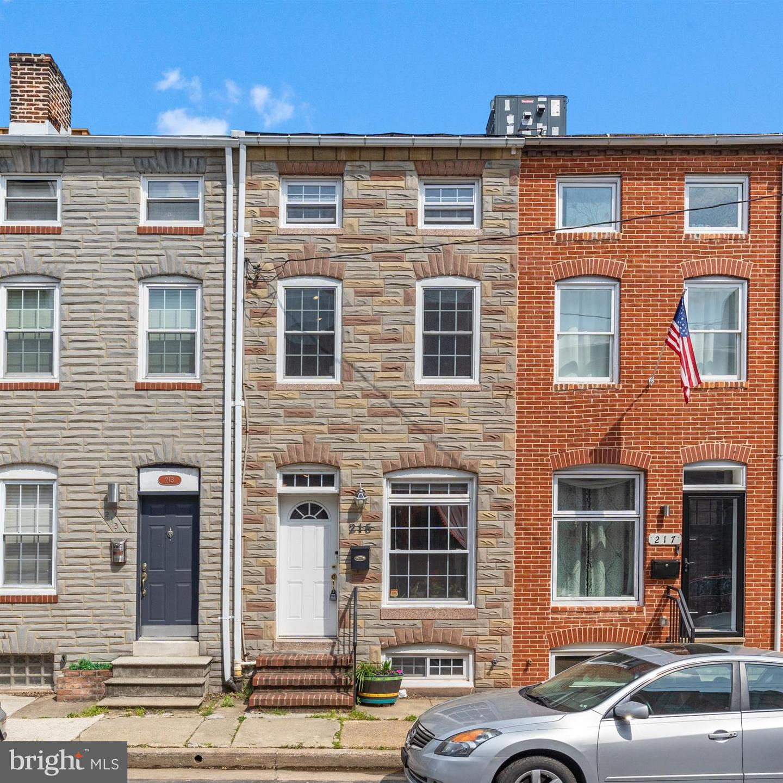 215 Regester Street   - Baltimore, Maryland 21231