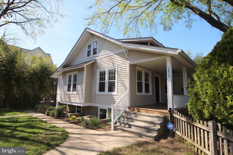 1826 Wayne Street   - Arlington, Virginia 22201