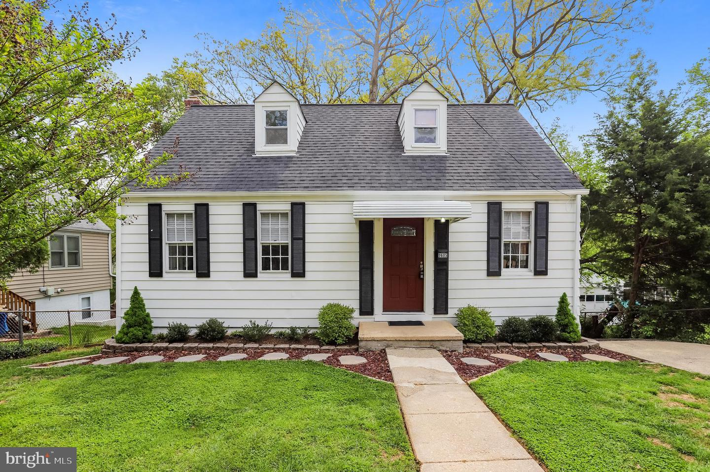 9605 48th Avenue   - College Park, Maryland 20740