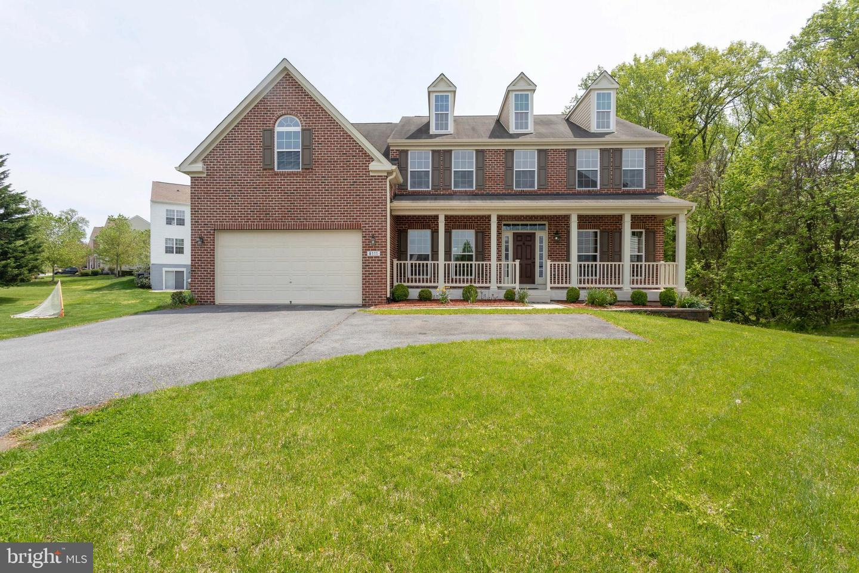 8111 Alloway Court   - Ellicott City, Maryland 21043