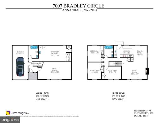7007 Bradley Cir Annandale VA 22003