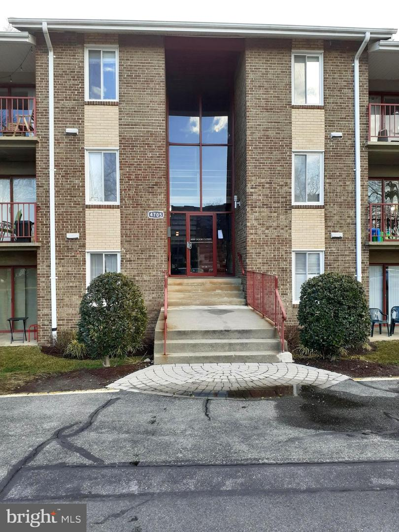 4705 Tecumseh Street  #203 - College Park, Maryland 20740