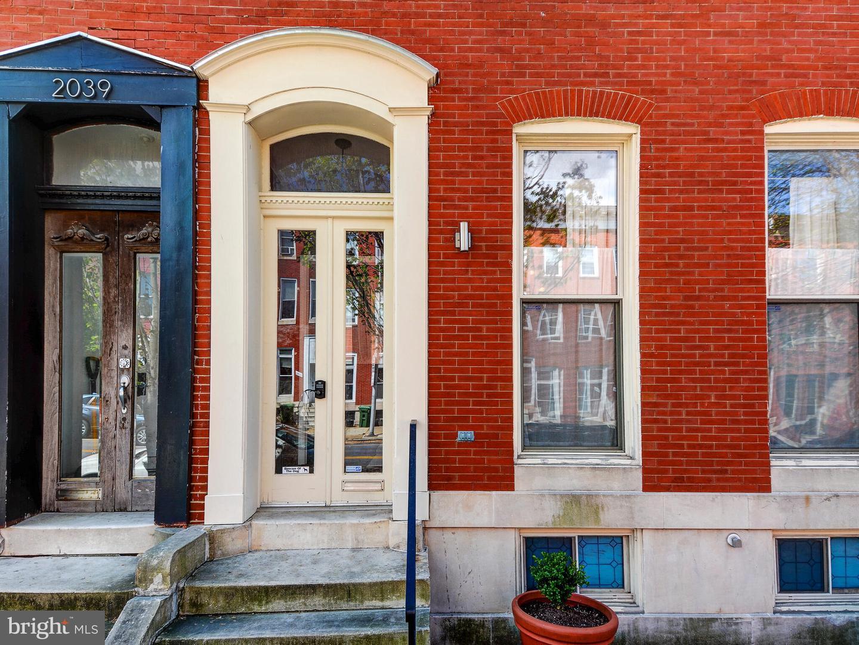 2037 Baltimore Street   - Baltimore, Maryland 21231