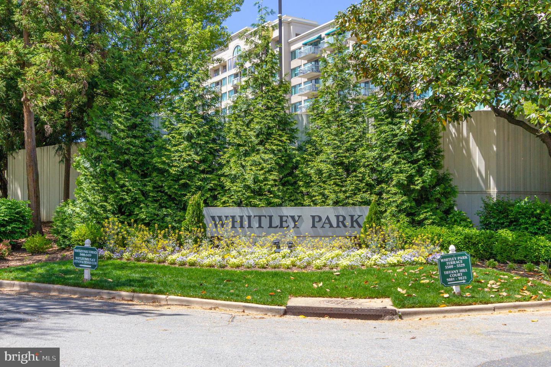 5450 Whitley Park Terrace  #602 - Bethesda, Maryland 20814