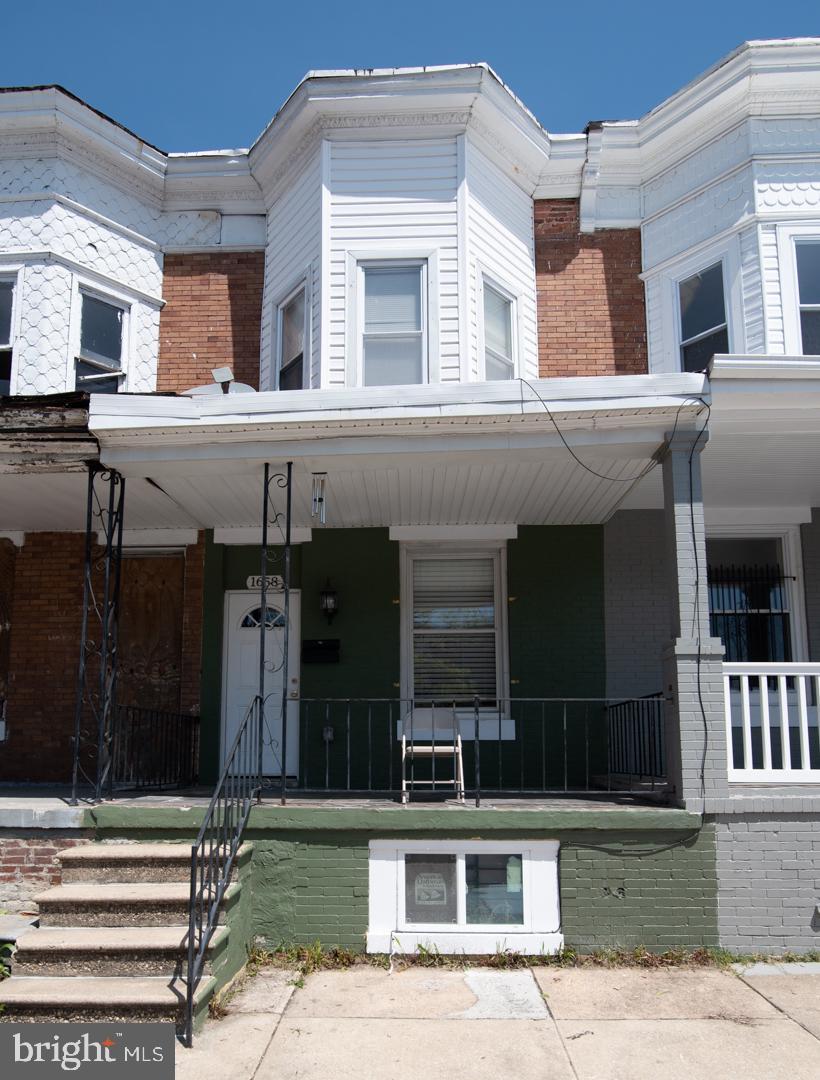 1658 Gorsuch Avenue   - Baltimore, Maryland 21218