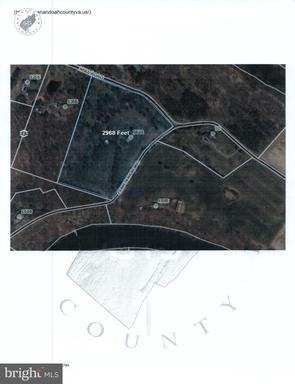 1621 Cemetery Rd, Woodstock 22664