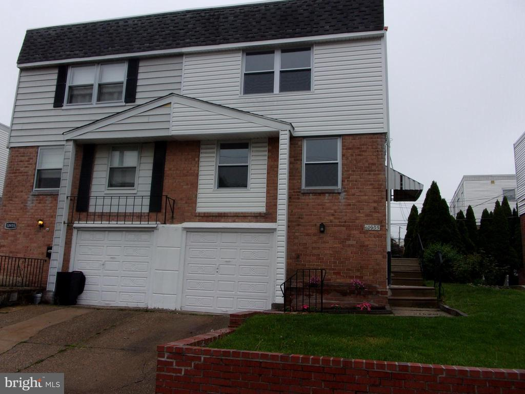 Totally Redone,  3 Bedroom,  2 1/2  Bath, Twin,. New Roof, New Heater, Central Air & Hot Water Heater,  New Electric, New Widows, New Life Proof Flooring and Carpets, Ultra Modern Kitchen, New Bathrooms, Finished basement. A Perfect 10!  Won't Last.