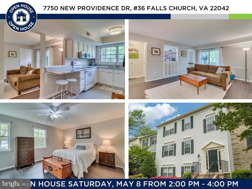 7750 New Providence Dr #36, Falls Church, VA 22042