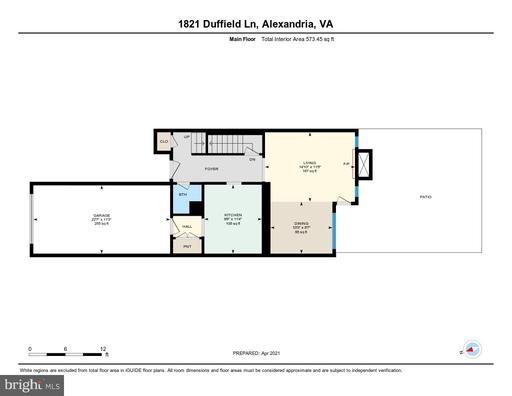 1821 Duffield Ln Alexandria VA 22307