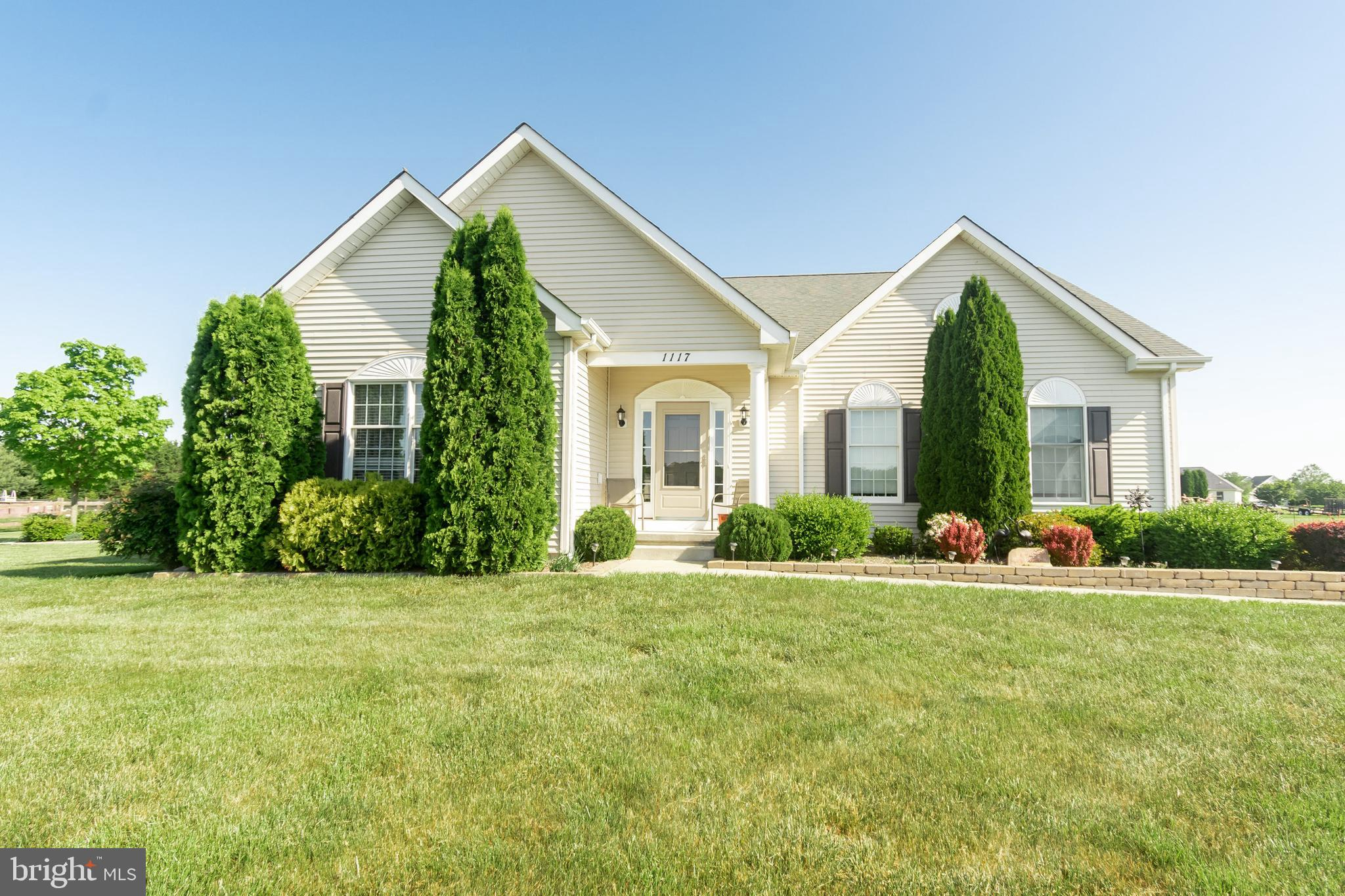 Beautiful, well kept 3 bed, 3.5 bath home on an acre just outside of Clayton, for sale! Jump on this one quickly, it won't last.