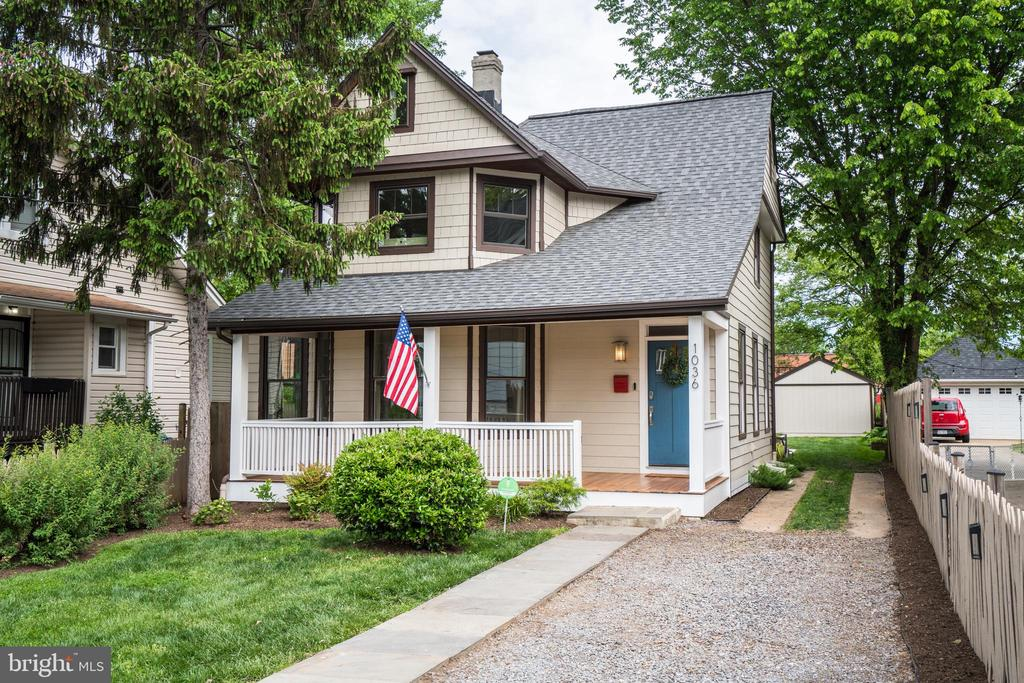 A pristine Craftsman cottage that fuses original architectural detail with contemporary touches. Central to all things Brookland, this four bedroom, three and a half bathroom home hits a high mark with its considered use of space and thoughtful updates. An expansive yard and a fully finished basement with heated floors and additional flex space - perfect for a guest room or Zoom central -  top the list of extras that make this home one you won't want to miss. Take full advantage of the home's suburban proportions without sacrificing the benefits of city living with a location just minutes from the closest Metro, Catholic University, Right Proper Brewing Co. and the heartbeat of Brookland.