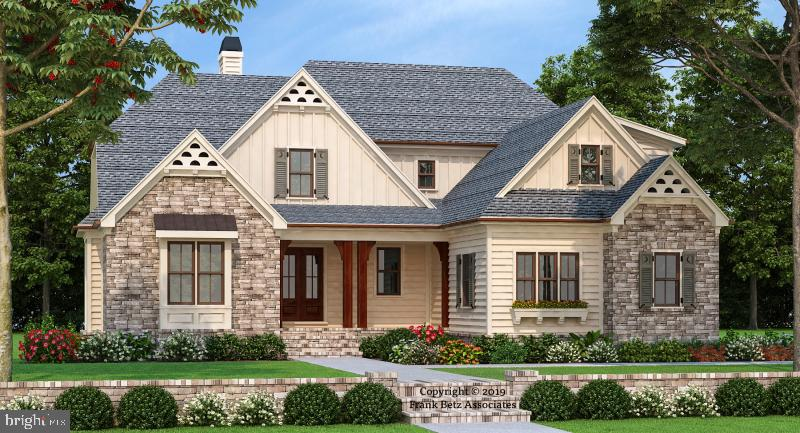 New Construction TO BE BUILT by Astoria Builders, Sedgely Farms' Premier Builder.  The Devereux Downs House Plan by Frank Betz Associates offers a  residential design that is trending away from true traditional standards of designated formal and casual spaces. Today's fresh new looks feature combination spaces that handle formal and casual needs. The Devereux Downs is a new example where this new trend is being illustrated. The home is anchored by a large family room and dining area that handle small family gatherings as well as large parties. The kitchen features a large island and is fully equipped to make meal preparation easy. The walk-in pantry and drop zone help much needed organization. The master suite is perfectly situated on the main level for privacy and convenience. The master bath has a large shower and very adequate closet. The upper level holds three additional bedrooms, each with access to a bathroom. The optional bonus space can be utilized in many ways - you decide. The exterior design of this soon-to-be favorite is warm and inviting with a great mix of fieldstone and siding. The front porch welcomes all whom wish to enter. The dove cote', planter boxes and paneled shutters add correct details.Call the listing agent to make appointment to see the site. It will be most beneficial to meet at the site with the listing agent and Builder,  to get a full presentation of design intent and options. Astoria is able to offer many floor plans and will Build to suit as well. Taxes are for the lot currently.