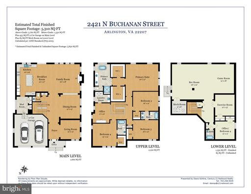 2421 N Buchanan St Arlington VA 22207