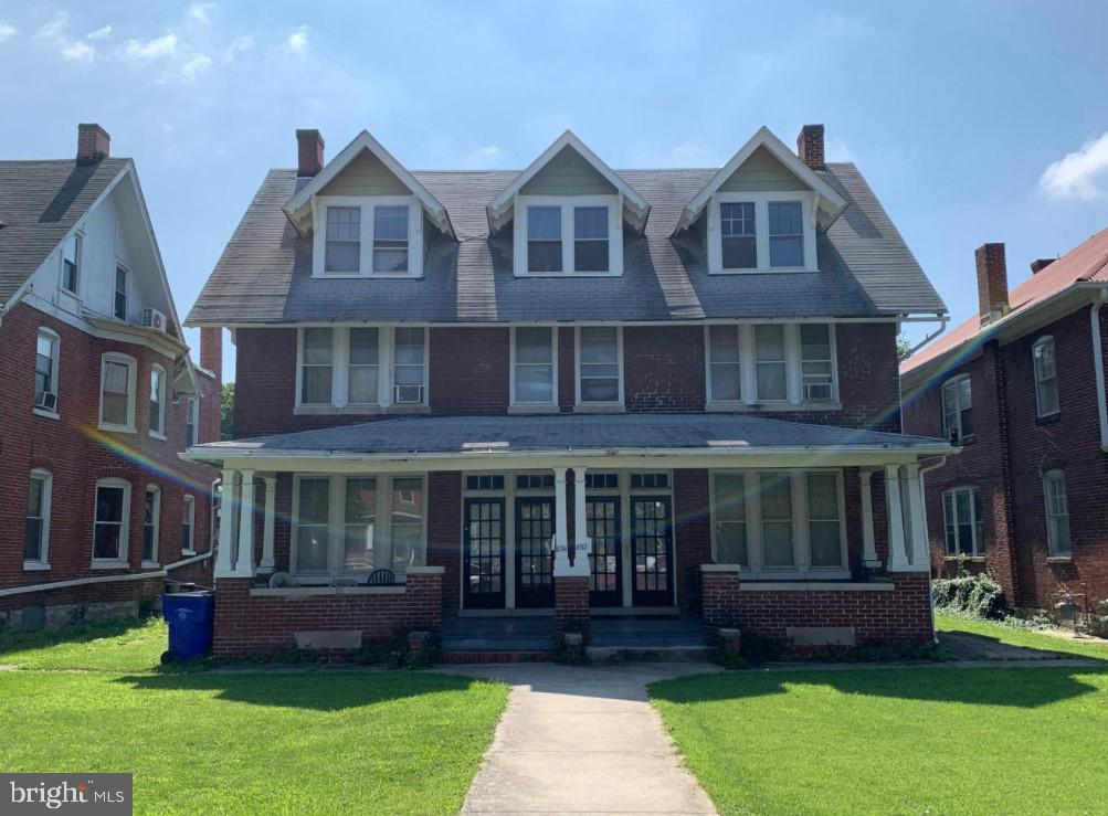 Fantastic Opportunity! Priced to Sell! Located in the North of Hagerstown, Fully occupied 5 units all brick building with long term tenants, rents are under market and should be increased to reflect current market conditions.