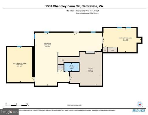 5360 Chandley Farm Circle Centreville VA 20120