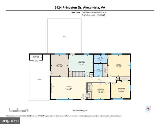 6424 Princeton Dr, Alexandria 22307