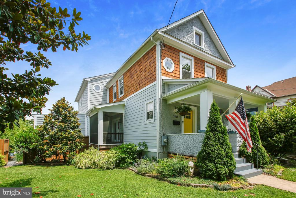 Brookland's Best! You won't believe this jaw-dropping 5bd/4.5ba home (once belonging to jazz singer Shirley Horn) until you see it for yourself. This masterclass in renovation features an open main level, a gourmet kitchen, plus sun-drenched living and dining areas. Bonus screened in porch may just be the best room in the house! Sleep in a master bedroom that's like a studio apartment unto itself. Relax in a finished basement or fenced-in yards perfect for outdoor entertaining. Quarter acre of land surrounds you. Added features include a mudroom, off-street parking, and space for a home office and small workshop/studio. Need storage?  This house has that covered with a massive conditioned storage space. Plenty of space, plenty of light, plenty of tranquility. Plus, it's a straight shot down Monroe Street NE to the Red Line. Come check it out!