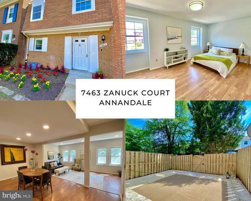 7463 Zanuck Ct Annandale VA 22003