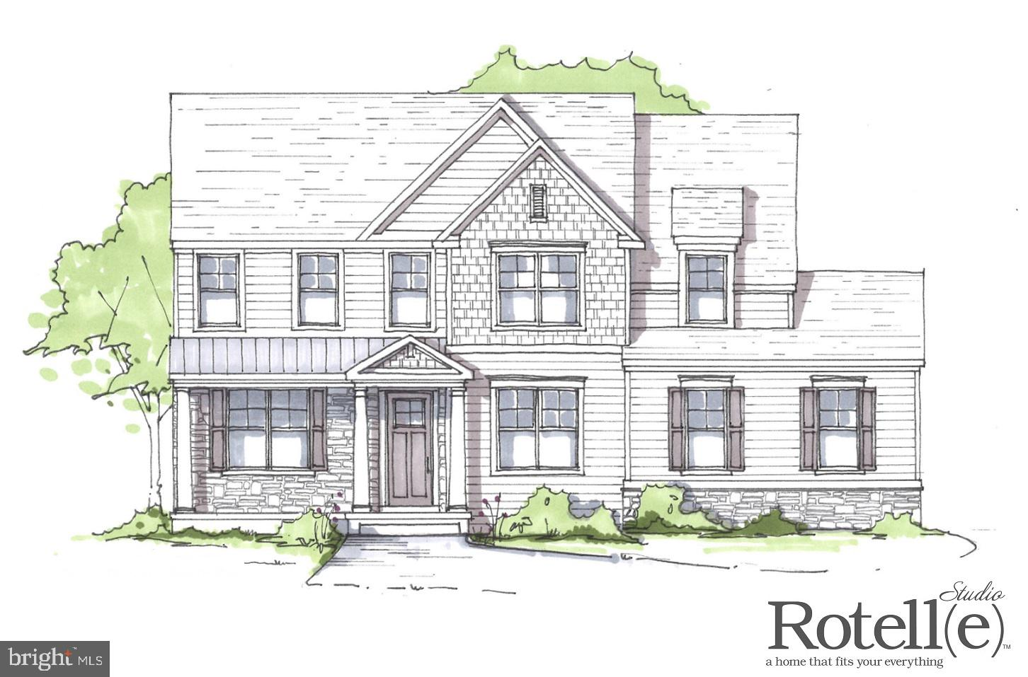 """1.3 acre wooded lot on secluded road in Owen J Roberts SD with your choice of homes to be built by Rotell(e) Homes. For more than 30 years, family-owned and operated Rotell(e) development company has been one of Pennsylvania's premier home builders and environmentally responsible land developer. Make an appointment to visit the studio to take a look at all of the various house plans that may be available for this lot. They offer homes with packages that include stainless steel appliances, granite countertops, and oak treads with painted pine risers. *Please note: pictures show options not included in the listed sales price or as a standard. Listing reflects price of the transitions in the (e) + series This lot is at the end of a dead end road and is surrounded by large tracts of wooded land. If you are looking for privacy, this will more than meet your needs. The lot is accessed by a right of way through the adjacent properties. House shown here: Main floor Great Room-17' 8"""" x 13' 3"""" Kitchen- 10' 4"""" x 11' 9"""" Flex Room- 12' 1"""" x 15' 3' Second-Floor Main Bedroom 14' x 13' 8"""" Second Bedroom- 11' 5"""" x 11' Third Bedroom- 10' 4"""" x 11"""