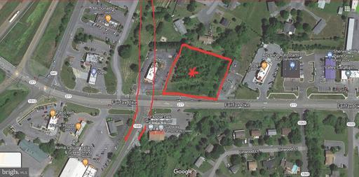 0 Fairfax Pike Stephens City VA 22655