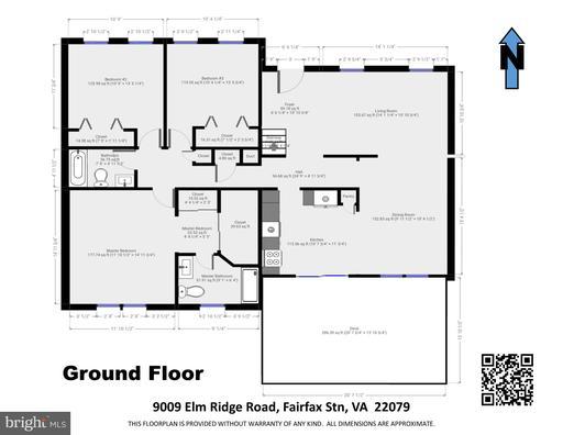 9009 Elm Ridge Rd, Fairfax Station 22039
