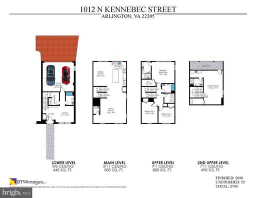 1012 N Kennebec St Arlington VA 22205