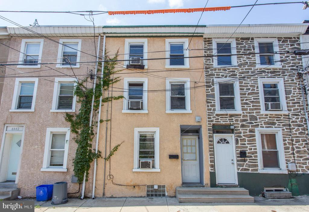 This beautiful home featuring 2 bedrooms/ 1 bathroom is steps away from Main St in the Manayunk section of Philadelphia. Newly renovated with stainless steel kitchen appliances. Large living/dining room! Washer and dryer in unit. Large back patio area that is perfect for entertaining guests. Short walk to the R6 train into center city and a minutes drive to 76.