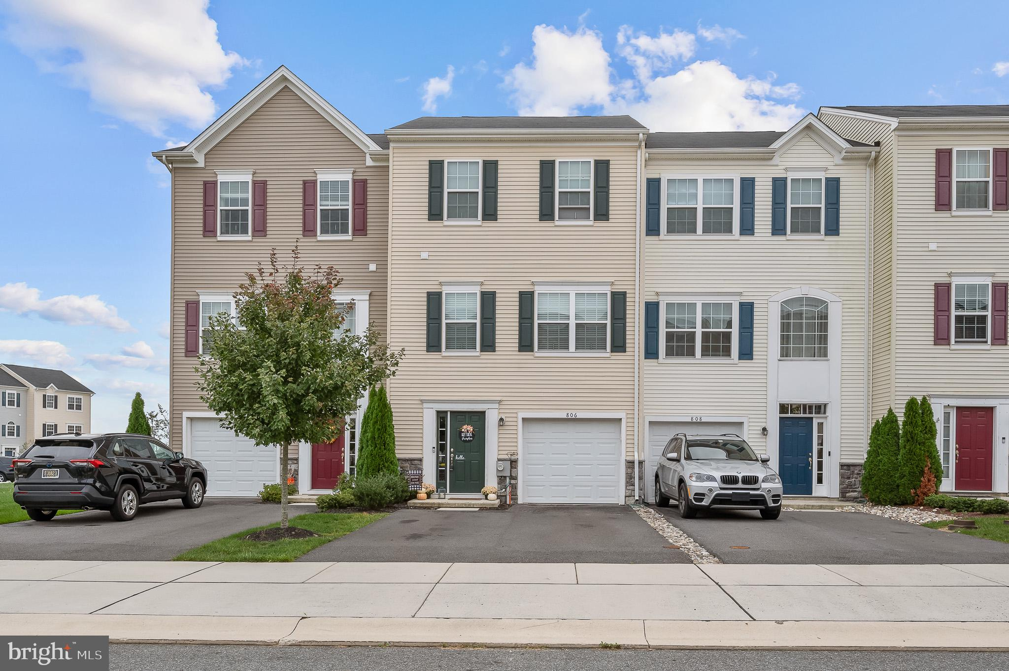 Take a moment to appreciate this well kept, 4 years young town house offering modern upgrades, plenty of space, finished basement, and so much more in desirable Middletown! Call today for your private tour.