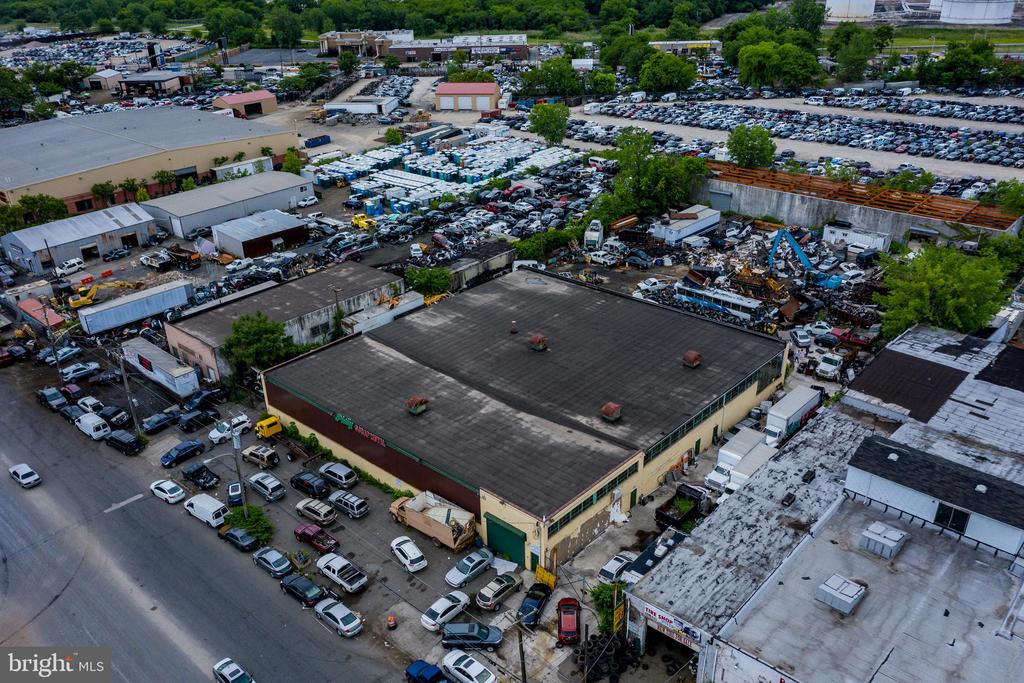 Rare opportunity to acquire a scrap yard center in South Philadelphia. The property has been an operational drive in & out scrap center for a number of years.  Secure facility with over 2 acres of land, approx. 40,000sqft warehouse, offices and a 75 foot skid-scale for weighing heavy loads. Land and buildings only, scrap and business not included. The next owner can expand the business, continue as a scrap center or pursue other high impact manufacturing or industrial uses. Easy access to major highways, bridges, delivery routes and Center City Philadelphia.  There are 2 parcels and tax ID associated with this property.  Tax ID #1:  884157500 | Tax ID #2:  884790600. Property sold in as is where is condition with no warranties or guarantees.
