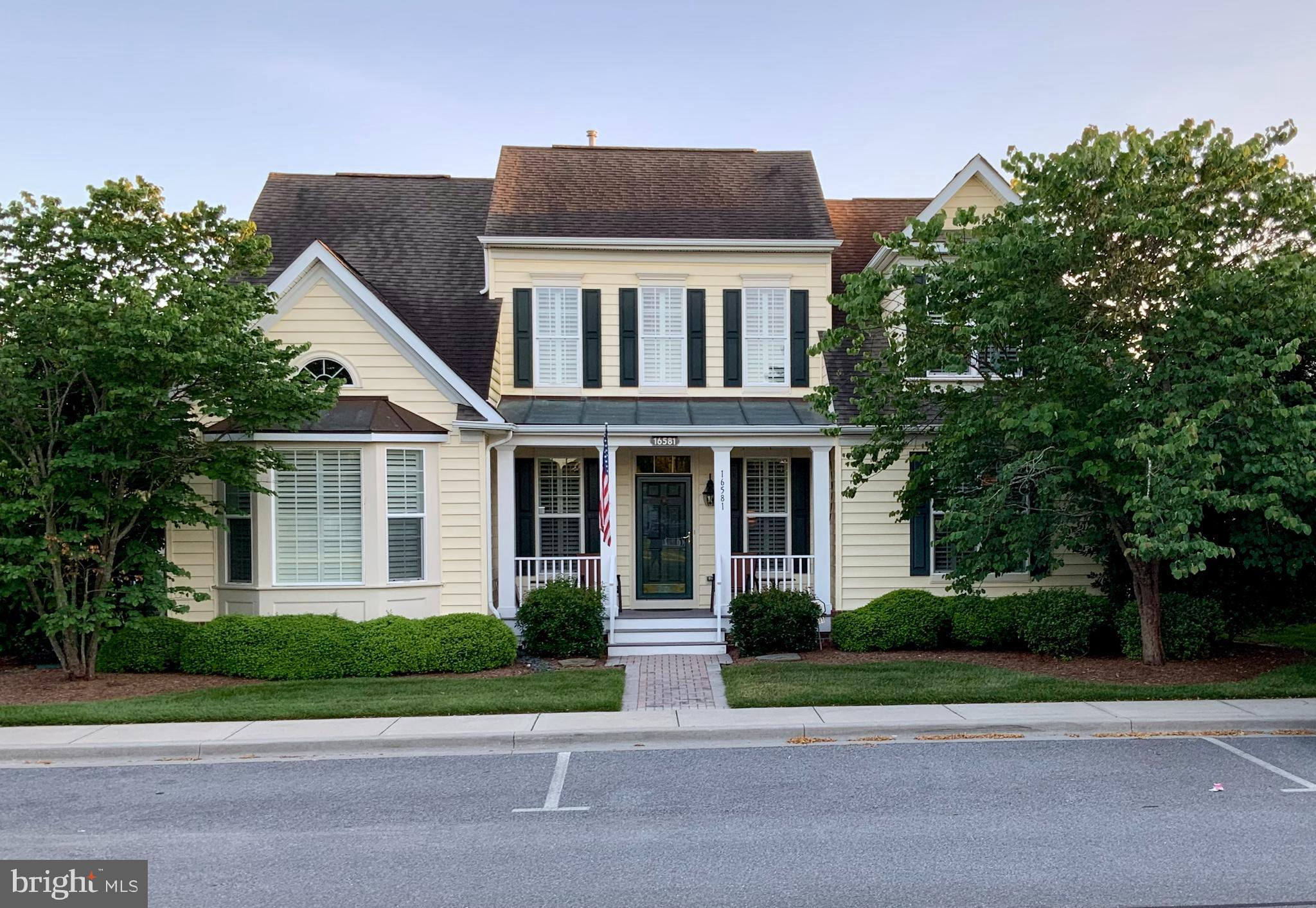 PICTURE PERFECT! The Berkeley floor plan with all the options (see attached floor plan) makes this home perfect for entertaining & relaxing with plenty of living space including a formal dining room, sunroom, first floor owner's suite with sitting area, luxe en-suite bath & large walk-in closet with custom shelving, spacious second floor loft / office, and more. Other highlights include plantation shutters throughout, hardwood floors on entire first floor, oak cabinets, granite counters & updated appliances in the kitchen, and more! Great outdoor space including three covered porches, paver deck & patio and detached 2 car garage with attic space. Ample storage found on second floor as well. The many community amenities: pool, tennis, playground, walking trail, fitness center, beautifully kept club house, and lawn care plus being just a short drive to the beaches and downtown Lewes, Rehoboth, and Milton all add to the value of living in this great neighborhood.  Must see  this low maintenance living home, call today!