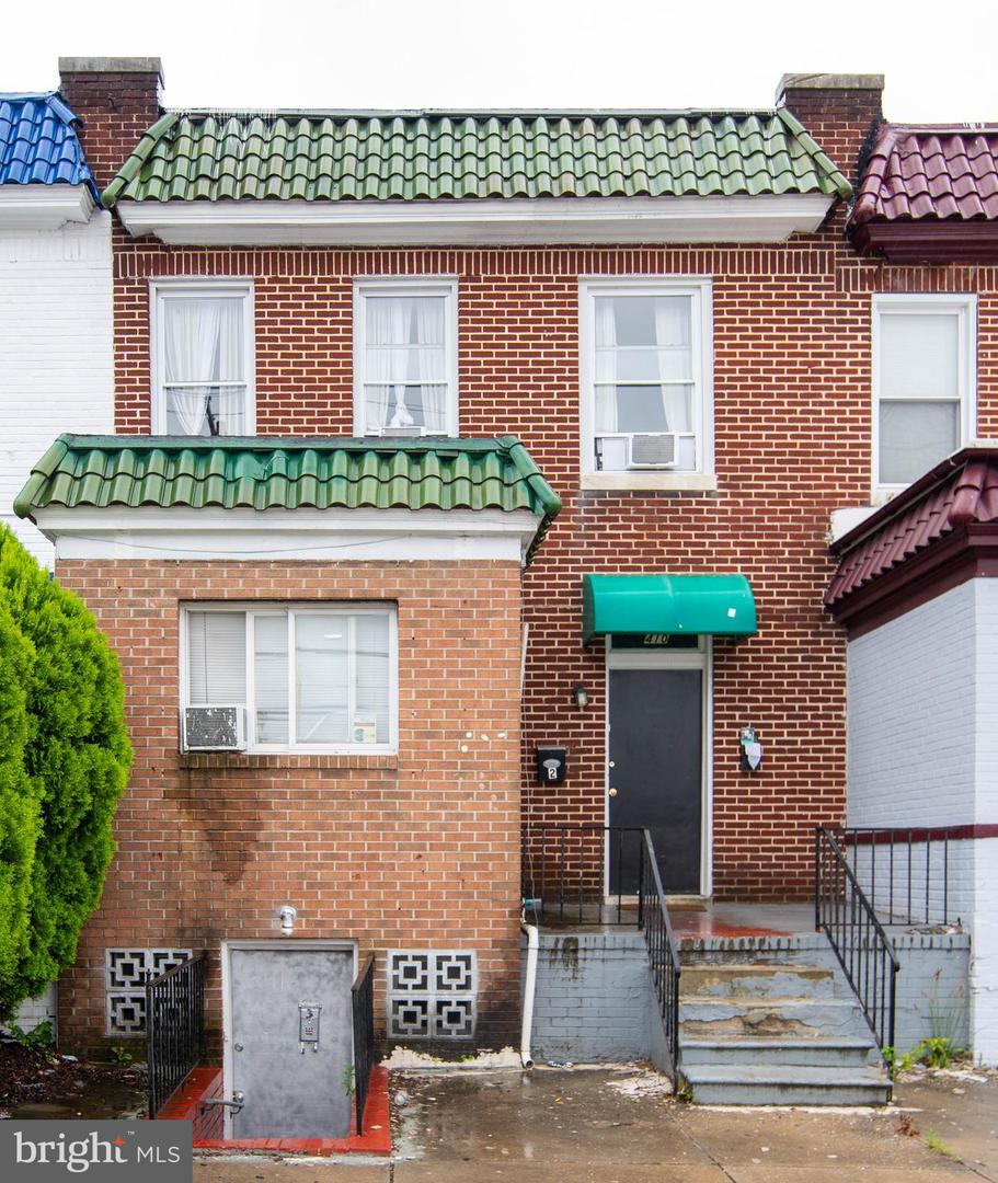 5410 Reisterstown Road Baltimore, MD 21215