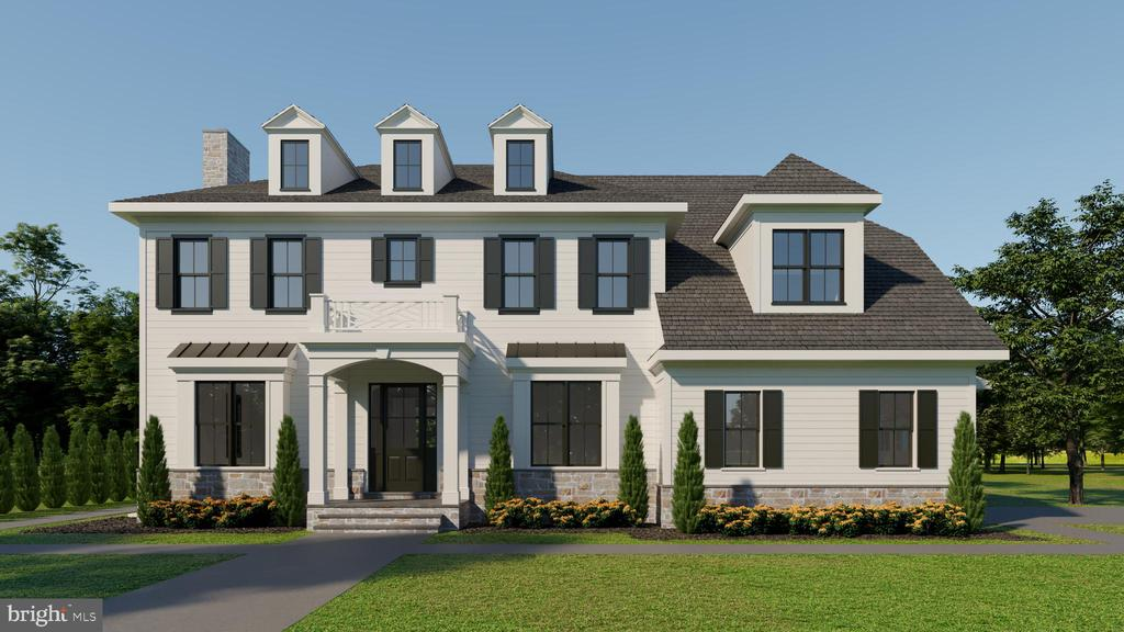 **Delivery Spring 2022** Welcome to this TO-BE-BUILT custom home by popular builder M-R Custom Homes with over 7,300 finished square feet on a 16,677 square foot lot.  This one has it all...OPTIONAL ELEVATOR, 3-CAR GARAGE, and plenty of flat outdoor space for OUTDOOR KITCHEN and/or POOL . This home features 6 bedrooms and 6 full bathrooms and 2 half bathrooms, a beautiful gourmet kitchen with breakfast room, a main level office and a separate main level bedroom with private en-suite bathroom. The luxurious master suite includes a 2 very large walk-in closets; a gorgeous master bath that has a dual sink countertop, heavy glass enclosed shower and stand-alone soaking tub. Three secondary bedrooms on the second level, all with en-suite bathrooms and walk-in closets.  The spacious basement features an expansive recreation room with wet bar and gas fireplace, theater room with tiered flooring, exercise room, wine room, bedroom with private en-suite bathroom, and loads of storage. Rear screened porch, with separate grilling deck, off the main level with stairs leading to the large terrace area make this home a great place to entertain. Within a mile of Washington Golf and Tennis Club, Gulf Branch Nature Center, Zachary Taylor Park, Potomac Heritage Trail , and Glebe Road Park with all its nature trails and tennis, pickle ball, and basketball courts, Close to Arlington shops, restaurants, and entertainment. JAMESTOWN ES, WILLIAMSBURG MS, YORKTOWN HS.