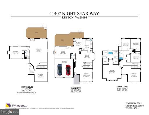 11407 Night Star Way Reston VA 20194