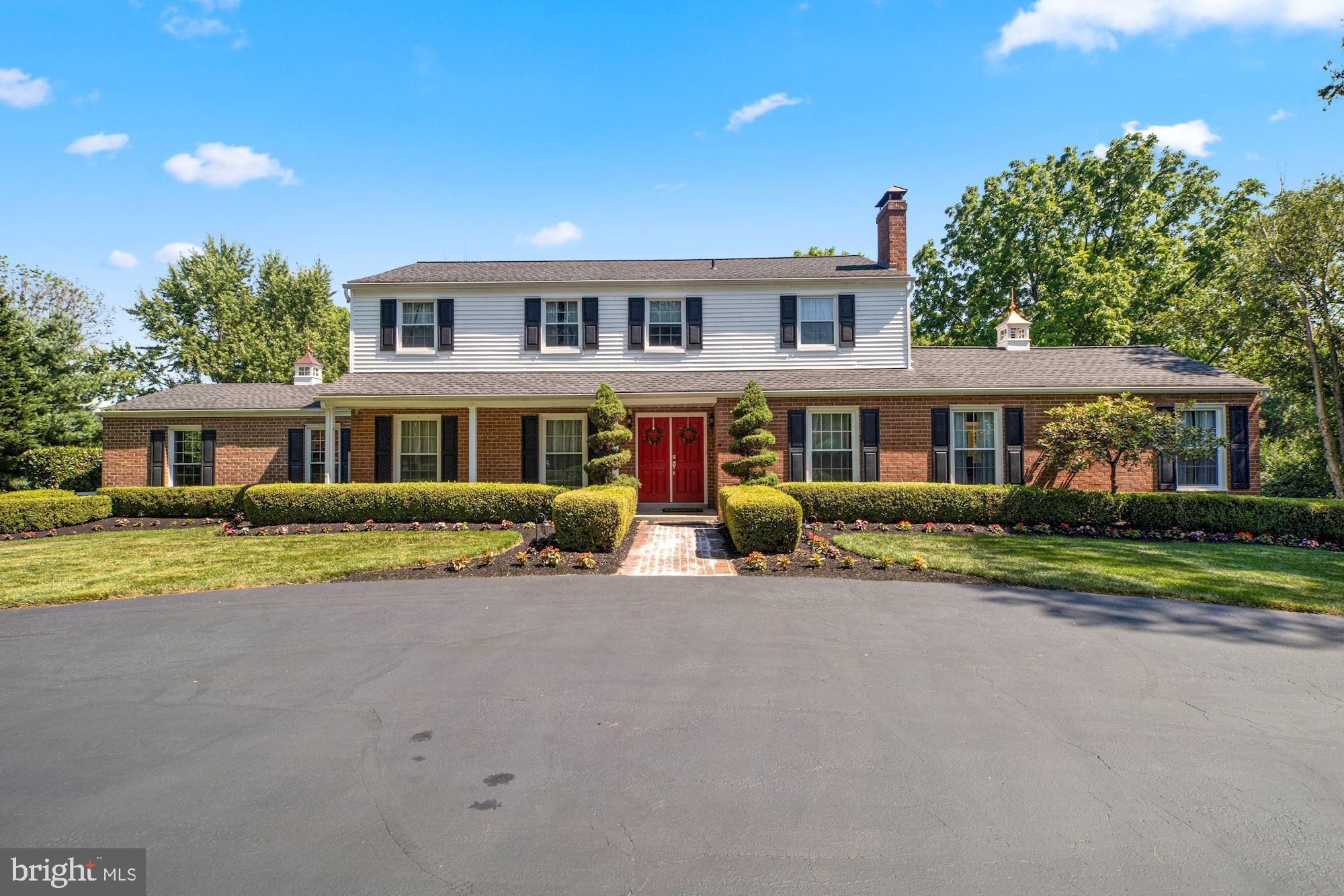 Welcome Home!  This gorgeous home located in the award winning West Chester Area School District is not something to miss!  As you enter the home you are greeted with a lovely foyer, formal living room, first floor office, formal dining room, expansive kitchen which is open to a beautiful sunroom and great room with vaulted ceilings and stone fireplace.  There is also a bonus room on this floor which is currently used as a work out/playroom (could be an in law/au pair suite.  The second floor offers a master suite with 3 additional bedrooms and hall bath.  Need more living space, the lower level is finished offering a walk out and full bathroom.  The grounds of this property are stunning with a large deck off the back of the home and brick patio to enjoy the outdoors.  Newer roof, gutters, updated kitchen and baths and house generator too!