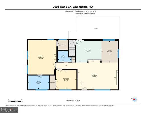 3601 Rose Ln Annandale VA 22003