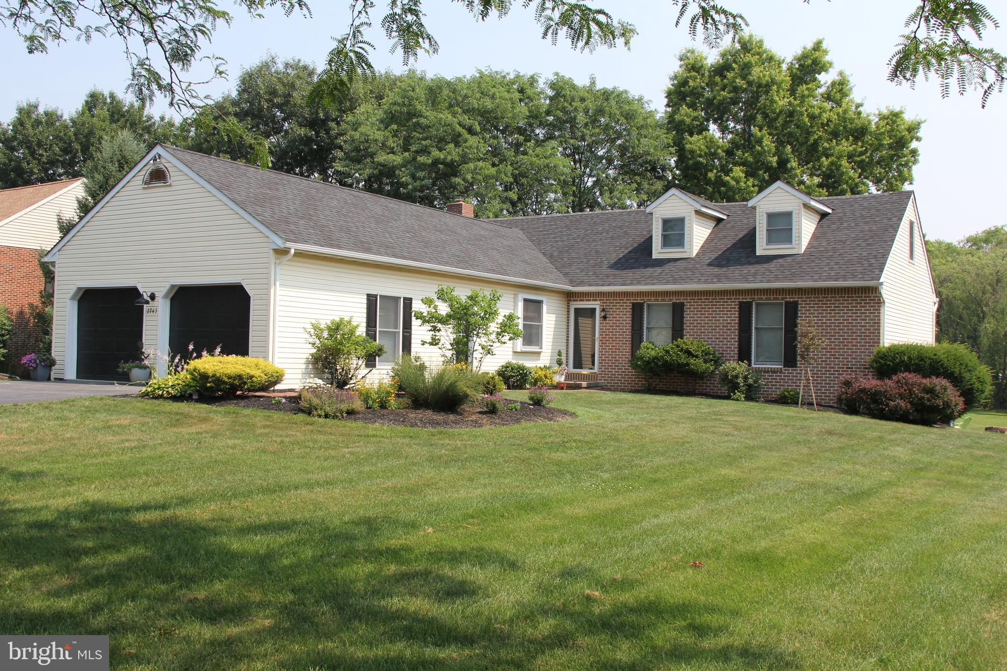 """You have been waiting for the perfect property in Wetherburn and Here It Is! Situated on over an acre of level yard, this unique and elegant cape cod features spacious remodeled kitchen in 2020 with Granite counter tops, engineered bamboo floors, all new stainless steel appliances plus a  large  working island! The Kitchen also sports a side by side Sam Sung """"smart"""" Refrigerator that actually plays music  and many other surprise features! The Stove has a Chef's Professional Working Hood for those serious cooks.  Also have to love the sky light bringing lots of natural light into the work area.   A few New Anderson Windows have been installed and new carpet this past year! New Roof was installed 2019 .Four  larger than life bedrooms two on the main floor and two on the upper level and three full bathrooms.  Open floor plan allows for lots of light and  comfortable living space for even that larger family and perfect for entertaining family and guests! The Family Room opens out on to a large deck that overlooks the back yard with """"privacy plus"""" and plenty of room for field games, gardens, or even a swimming pool for those steaming hot summer days! All Offers to be submitted by 12 noon on Monday July12 and  presented before 5 pm that day .  August 20, 2021 is preferred settlement date. No sliding scale or escalation clauses please."""