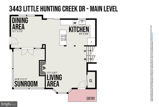 3443 Little Hunting Creek Dr Alexandria VA 22309