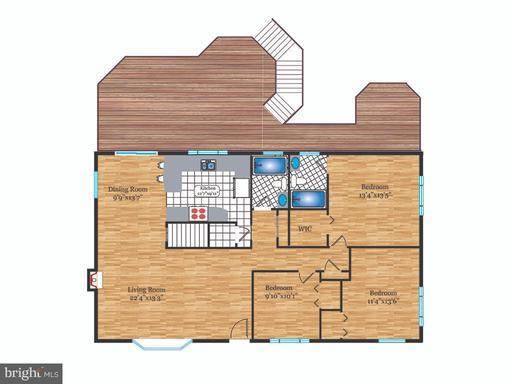 3902 Terrace Dr Annandale VA 22003