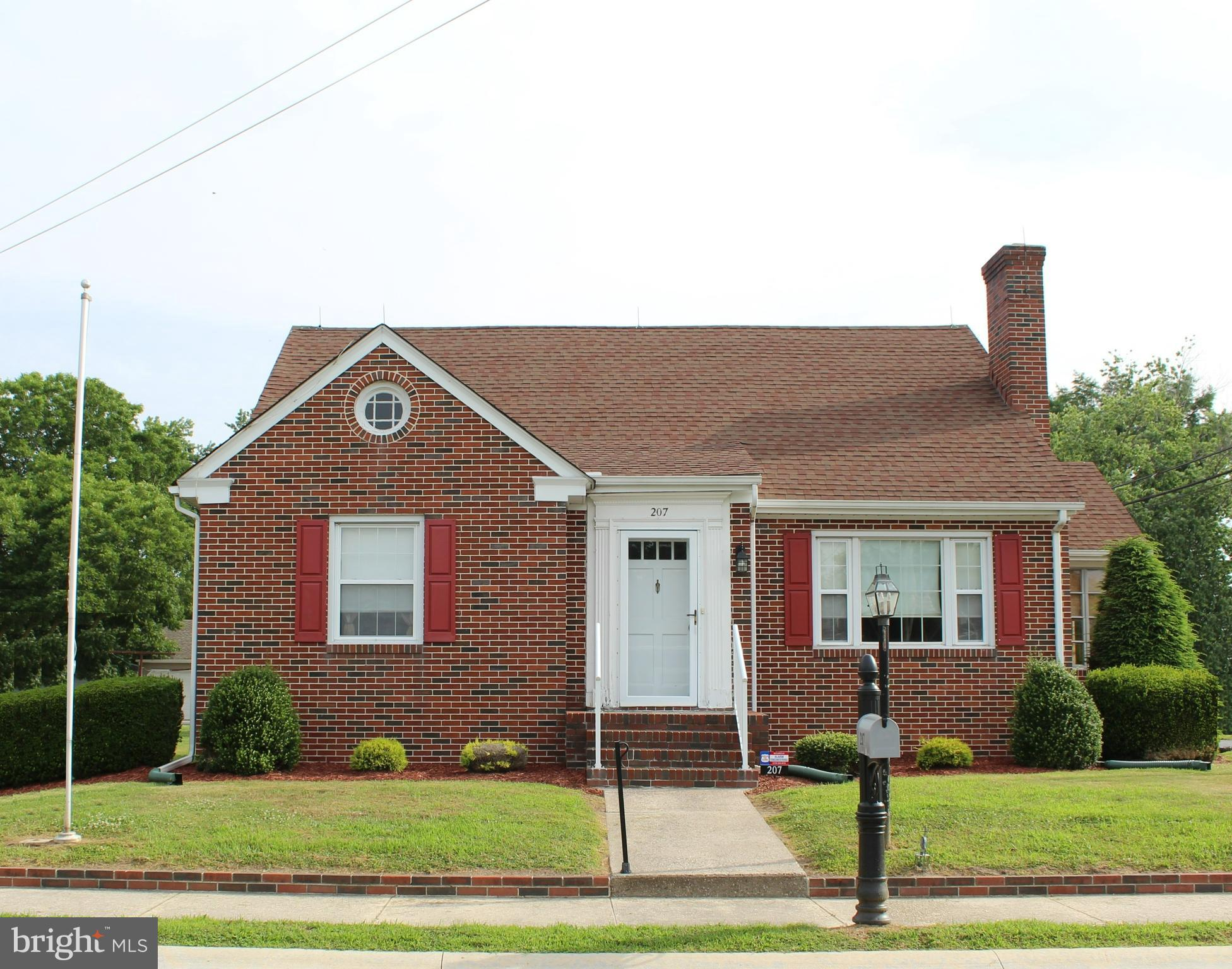 BEST AND FINAL OFFERS DUE BY SUNDAY 7/18 AT 5PM.  This charming 4 bedroom home features a spacious living room with fireplace, formal dining room, kitchen with lots of cabinet storage, 2 first floor bedrooms, 2 second floor bedrooms, a large laundry room/mudroom, a 3 season porch, an unfinished basement, a patio and a detached oversized 2 car garage.