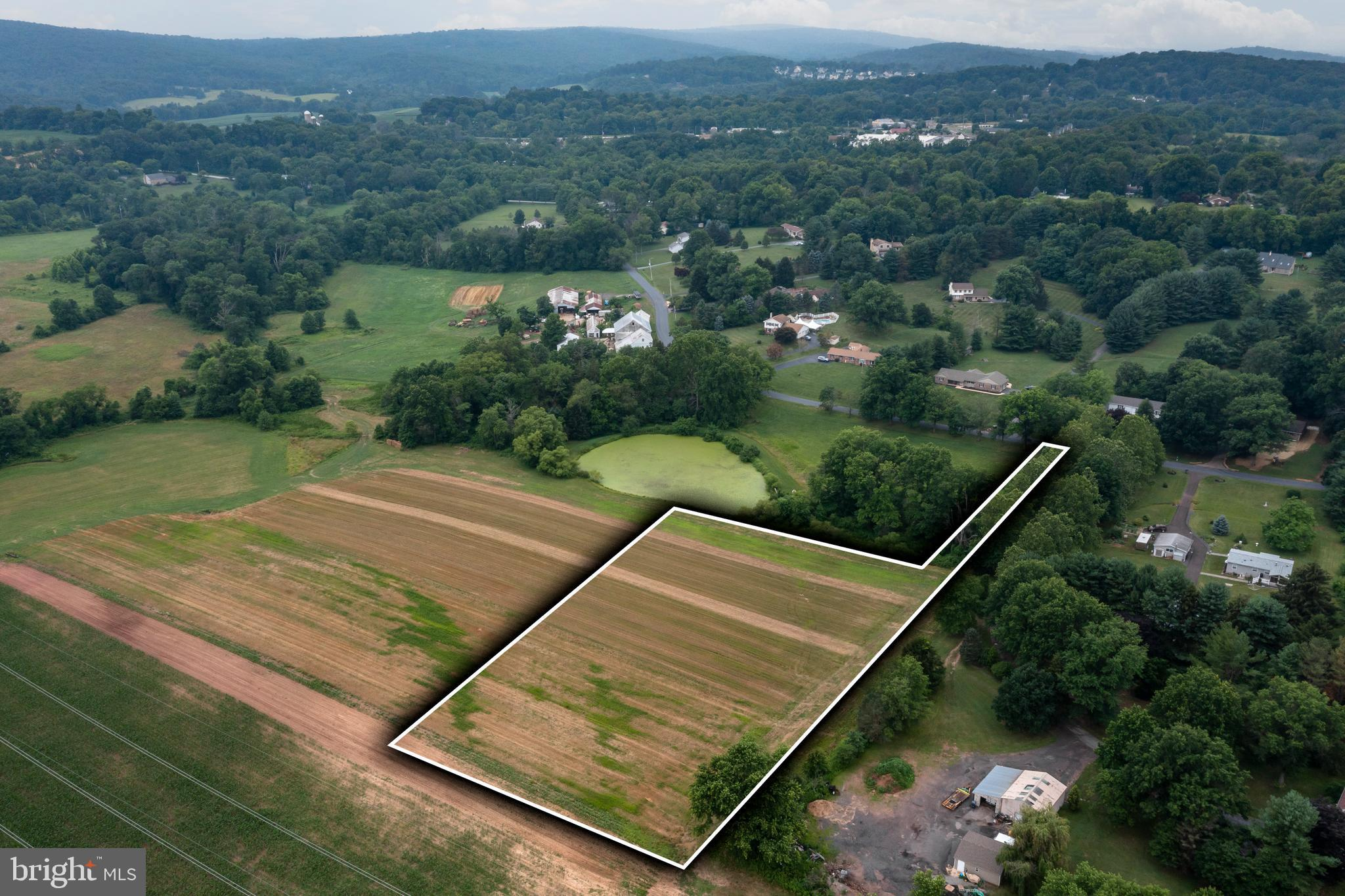 Great opportunity to build your dream home on a scenic, level, 3-acre flag lot with a view of the neighboring pond and farm! This peaceful country homesite is tucked away enough for you to fully experience the peace and serenity of rural living, while also offering easy access to routes 100 & 422. Property requires on-site sewer and water. Bring your own builder and surround yourself with the beauty of Chester County!